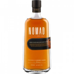 NOMAD OUTLAND WHISKY FLASCHEN 70 CL