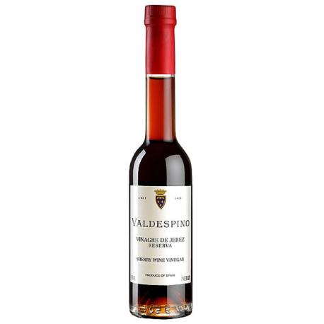 Vinagre de Jerez reserva 12 años Valdespino 25cl.