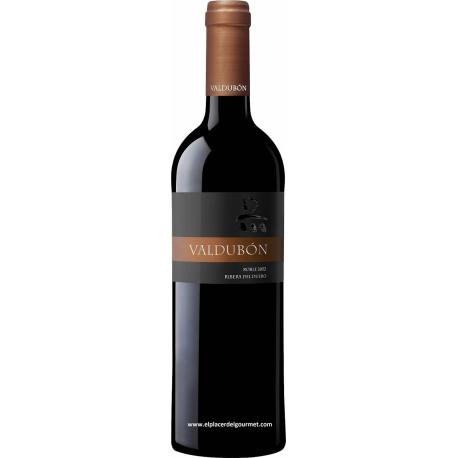 Red wine Roble Valdubon Bodegas Valdubón (Ribera del Duero) bot 75 cl.