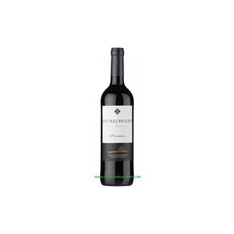 ENTRECHUELOS PREMIUM RED WINE 75CL.