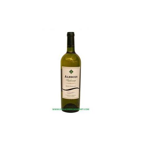 Vin WHITE Merlot Syrah Entrechuelos Alhocen 0,75 L