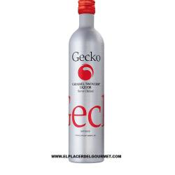 Vodka candy Gecko 70 cl.