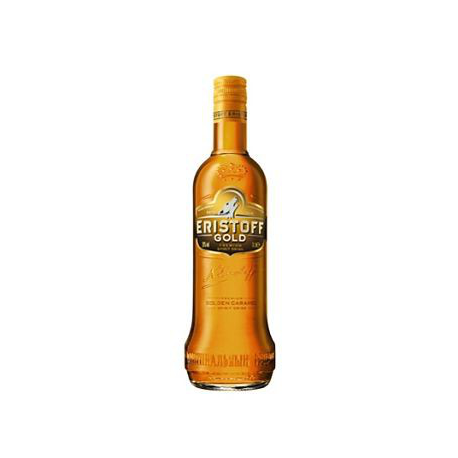 VODKA ERISTOFF GOLD 70CL.