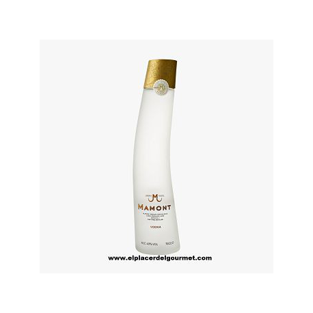 Mamont Vodka 75 CL.