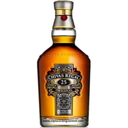 SCOTCH WHISKY MALTA CHIVAS REGAL 25 YEARS 70 CL.