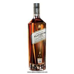 Platinum Label Johnnie Walker Whisky 18 years 70 cl.