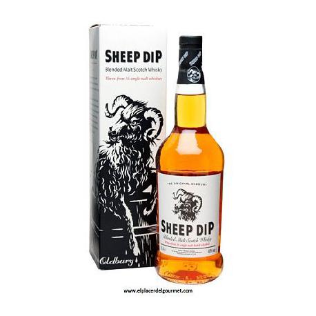 Schottisches schäfer DIP 70CL. Whisky