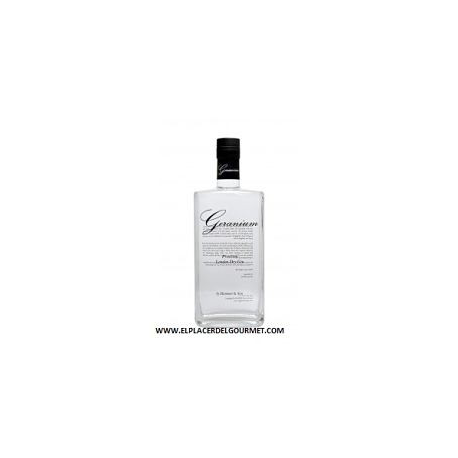 Ginebra Geranium LONDON DRY GIN 70cl