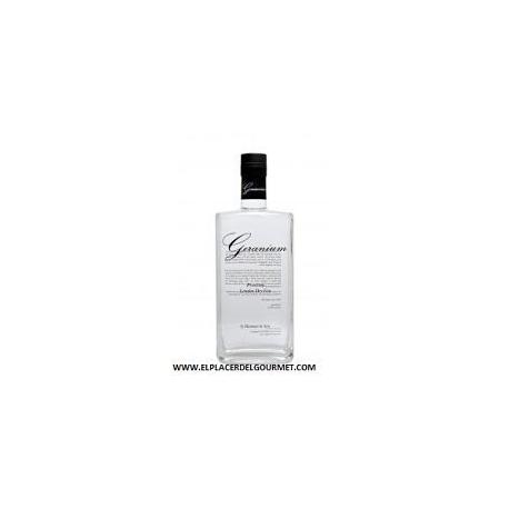 Ginebra Geranium LONDON DRY GIN 70cl