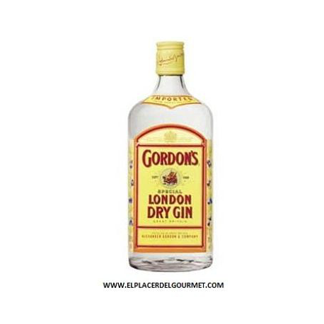 DRY GIN GORDON'S LONDON Genève 70cl