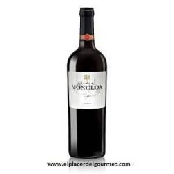 Red wine CABERNET 2012 FINCA MONCLOA bot 75 CL