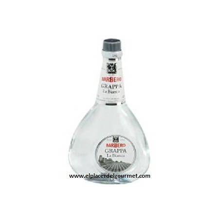 GRAPPA LA BIANCA BARBERO 70CL