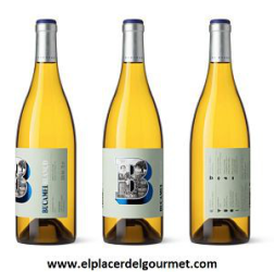 WHITE WINE BUCAMEL 2015 75CL.Bodegas Lands Orgaz