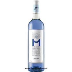 MARQUES DE ALCANTARA BLUE WINE CHARDONNAY 75 CL 100%.
